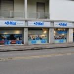 Vetrine D-Mail a Firenze